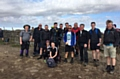 Sixteen Cadent employees took on the Yorkshire Three Peaks challenge