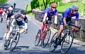Action from the East Lancs Spring Road Race.