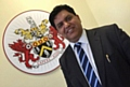 New Cabinet Member for Health and Social Care at Oldham Council, Dr Zahid Chauhan
