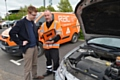 All RAC patrols are equipped with state-of-the-art vehicle diagnostics