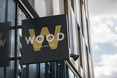 MasterChef winner Simon Wood opened his first fine dining restaurant at First Street in Manchester last August