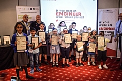 Eighteen bright sparks were selected as winners from over 2,400 entries from across Greater Manchester at an event at the Queen Elizabeth Hall