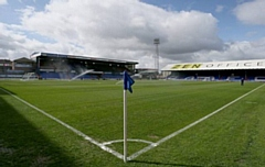 Athletic host Barnsley at Boundary Park on Tuesday, September 4