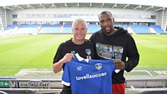 Latics confirm the signing of Ishmael Miller