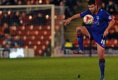 Former Athletic skipper Anthony Gerrard has joined Carlisle United