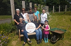 The Veg in the Park group has become a real hub for social activity within the community.