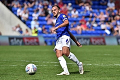 Popular midfielder Dan Gardner.