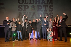 Well done to all the Oldham Sports Awards winners!