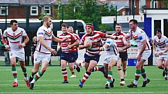 Roughyeds in action