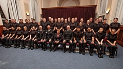 GMP's 37 new constables
