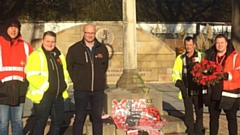 Failsworth's Remembrance Sunday