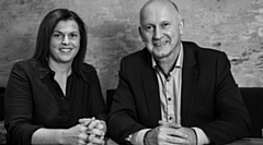 The Family Business Network directors, Sue Howorth and Dave Clarkson