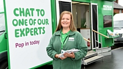 Macmillan comes to Oldham
