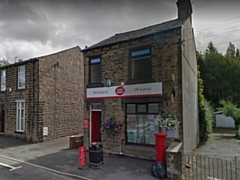 Diggle Post Office, picture courtesy of Google Maps