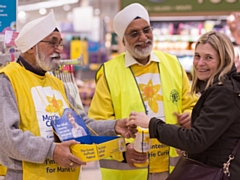 Volunteers are wanted for Marie Curie's Daffodil appeal