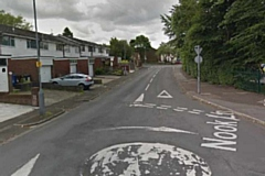 Nook Lane, Ashton - Google Image