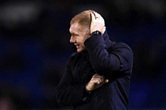 Paul Scholes has resigned from Oldham Athletic