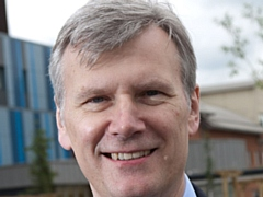 Sir David Dalton has served almost 40 years in the NHS.