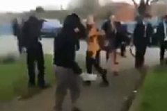 Fight in Oldham