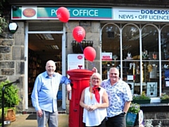 Dobcross post office