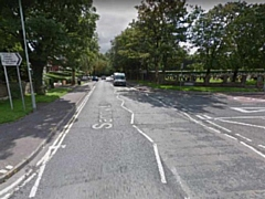 Two men were left with serious injuries following the incident