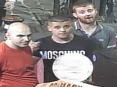 Do you recognise any of these three men?