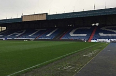 Stockport will be Saturday's opponents at Boundary Park