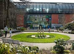 Oldham Library staff will now have more time to spend on reader development work and helping people