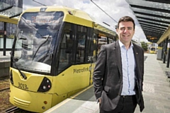 Contactless comes to Metrolink