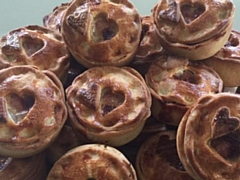 Touched with love ... pies from the Little Saddleworth pie company