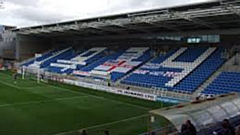 London Road Stadium - home of Peterborough United