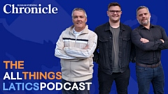 The All Things Latics podcast is available from itunes and spotify