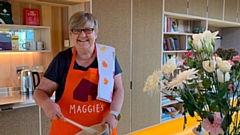 Trish Morgan, Centre Head at Maggie's Oldham