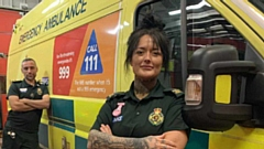 Make sure your house number is visible to ambulance staff