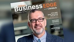 Oldham Business Edge is back in print