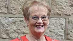 Chair of the Saddleworth Parish Council's Strategic Planning Committee, Barbara Beeley