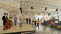 The complex has also been designated as the new Northern Carnival Centre Of Excellence by Arts Council England