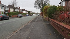 Owler Lane in Chadderton is often littered with dog mess
