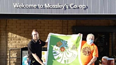 Funding from the Co-op will go towards upgrading the Emmaus Mossley community garden as a place for relaxation, socialising and food growing