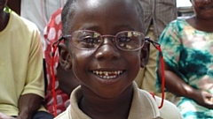 2,000 pairs of glasses have been donated to people living in poverty in Africa