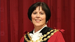 The Mayor of Oldham, Councillor Ginny Alexander
