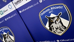 Oldham Athletic remain winless in the league at Boundary Park.