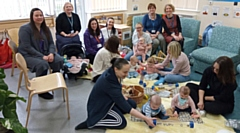 The integrated Right Start team offers a range of services to pre-school children and their families