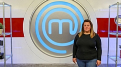 Oldham Masterchef contestant Jane Harvey