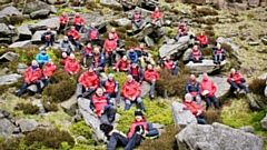 The Oldham Mountain Rescue Team