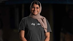 Oldham volunteer Raabia Hussain is pictured during her placement in Kenya. Images courtesy of VSO/Paul Wambugu