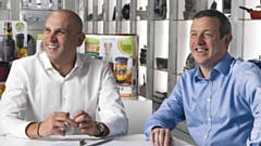 Simon Showman, Ultimate Products' CEO, and Andrew Gossage, its Managing Director