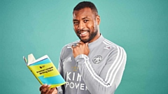 Leicester City footballer and Premier League champion�Wes Morgan
