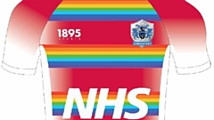 The NHS t-shirts have proved extremely popular