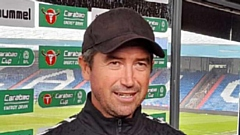 Latics head coach Harry Kewell